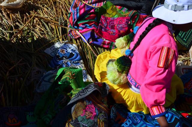 islas uros titicaca