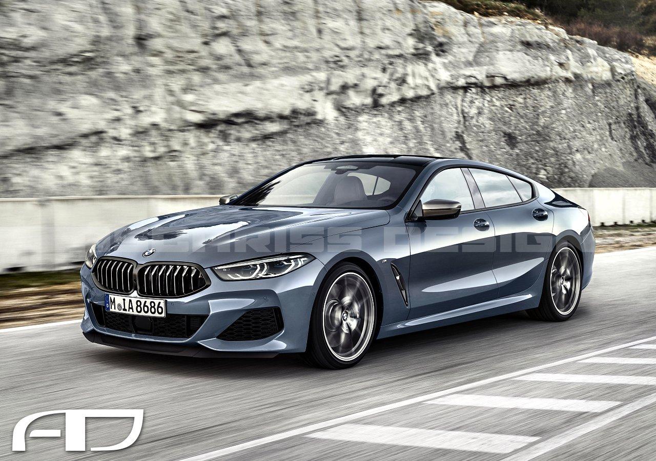 BMW 8-Series Gran Coupe (2020)