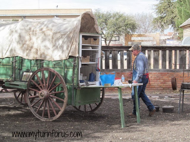 Chuckwagon near Dutch Oven Camping Recipes