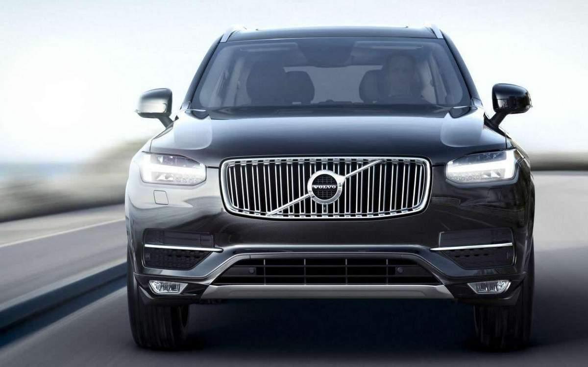 Weaver Brothers Volvo >> Volvo anuncia nova era com o XC 90 de segunda geração ...