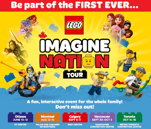 LEGO® Imagine Nation Tour