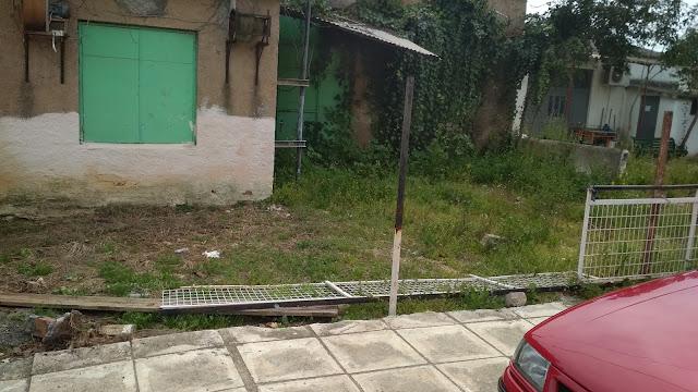 Βανδαλισμοί στο χώρο του Πολιτιστικού Συλλόγου Αγίου Αδριανού στο Ναύπλιο