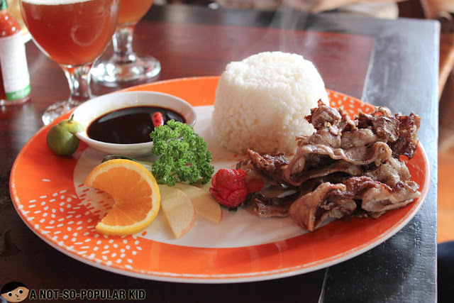 Secret Garden's Amazing Homey Cuisine in Baguio