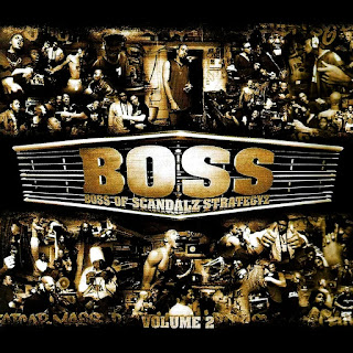 Various Artists - B.O.S.S. (Boss of Scandalz Strategyz) Vol. 2 (2000) (Franica)