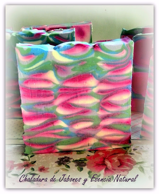 Jabón de lino-Chaladura de Jabones