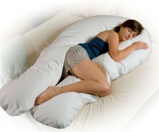 take better sleep with U-Shaped pillow