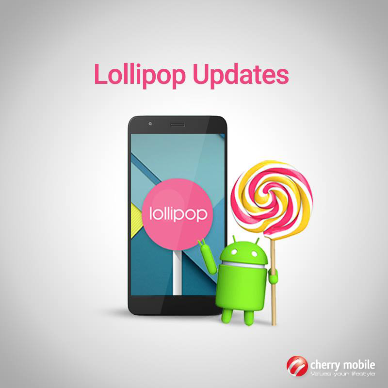 Cherry Mobile Announced List Of Smartphones That Will Get Android 5.1 Lollipop Update!
