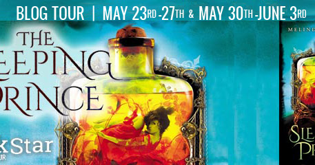 Addicted Readers: Blog Tour + Giveaway: The Sleeping Prince by Melinda Salisbury