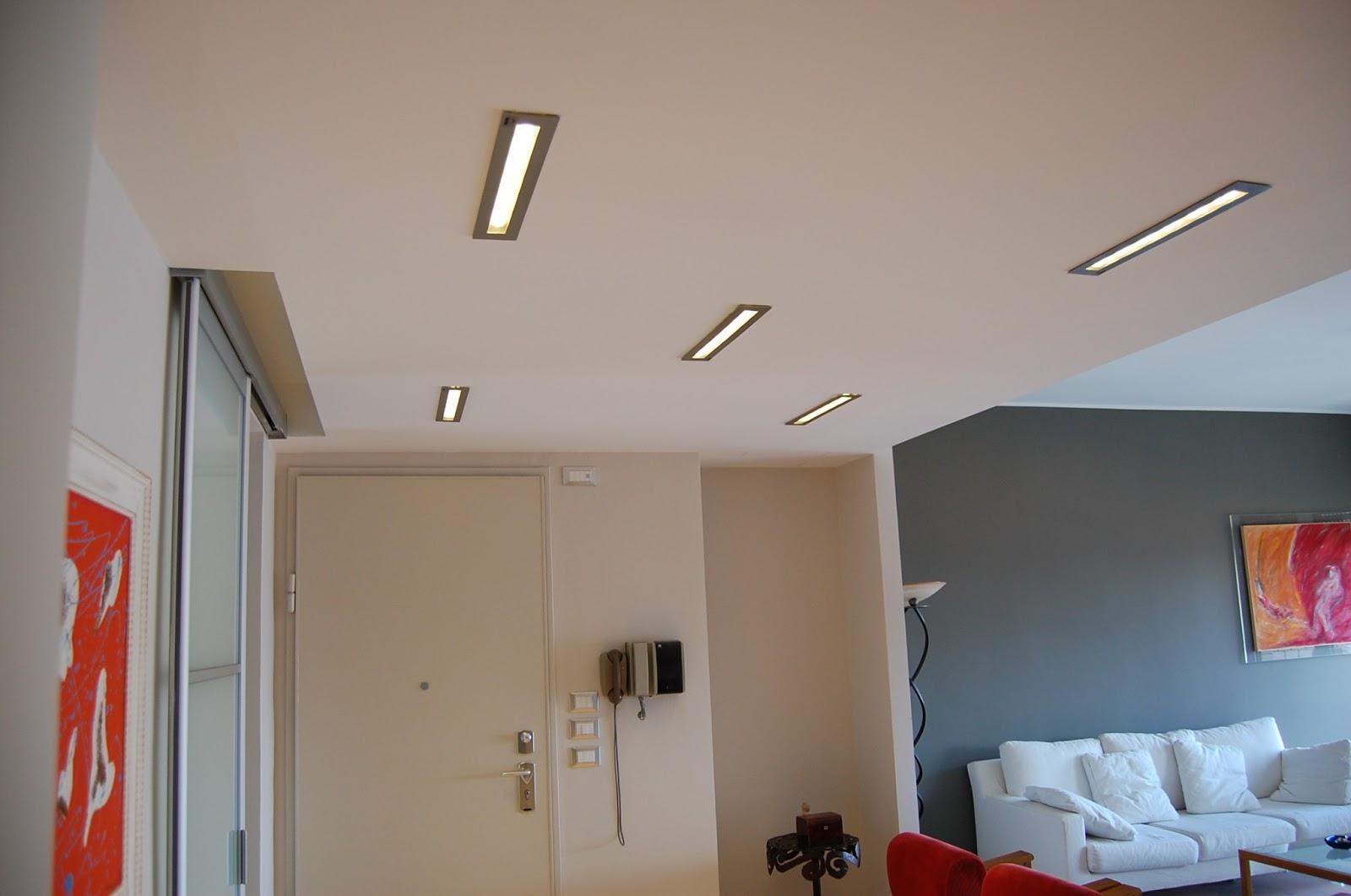 Illuminazione Led casa: Appartamento - Progetto illuminotecnico Led ...