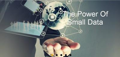 El poder de los pequeños datos - Small Data