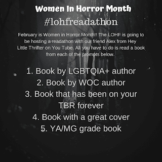 Women in Horror Month Readathon