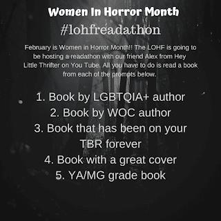 Women in Horror Month Readathon