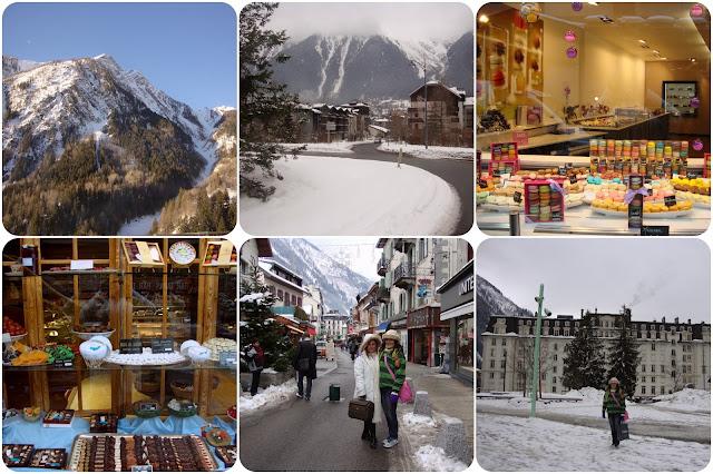 Chamonix / Mont Blanc / França
