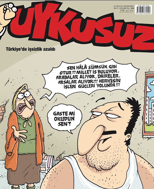 uykusuz 10 may 2018 cover