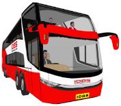 IDBS Bus Simulator v4.0 Apk Terbaru Gratis