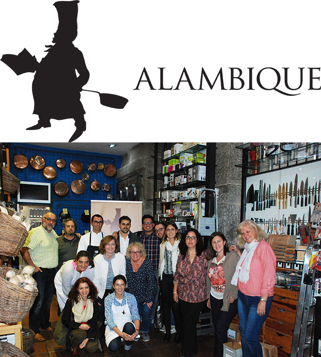 JORNADA BLOGUEROS ALAMBIQUE