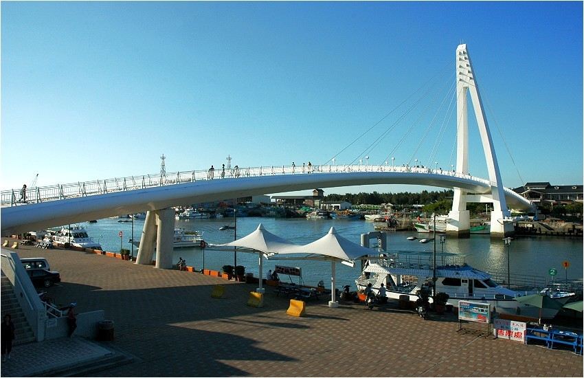 Attractions in Taiwan 臺灣旅遊景點: Tamsui in Taipei 臺北淡水