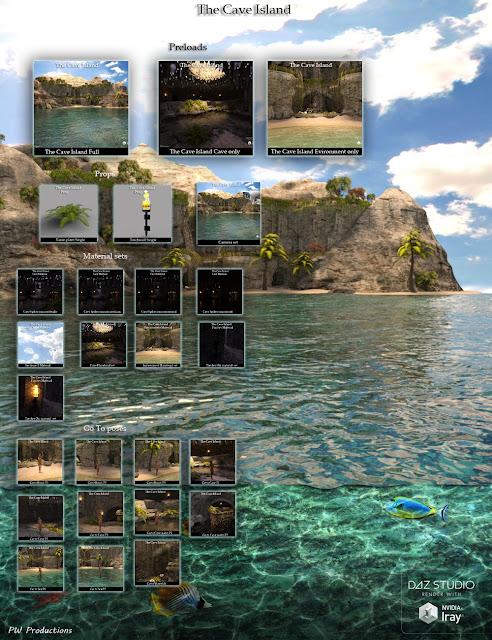 Cave Island
