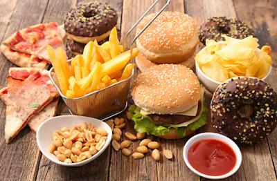 Jangan Kebanyakan Makan Junk Food