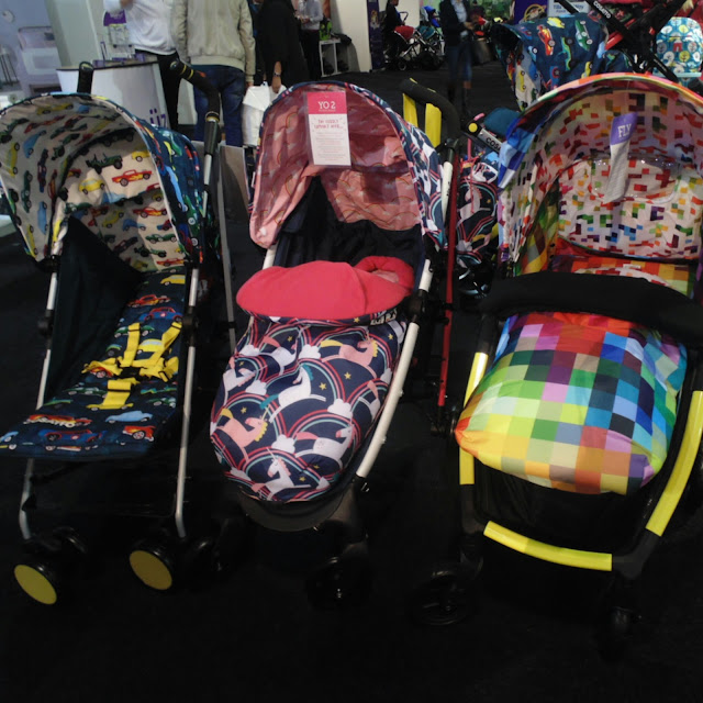 Cosatto at the baby and toddler show