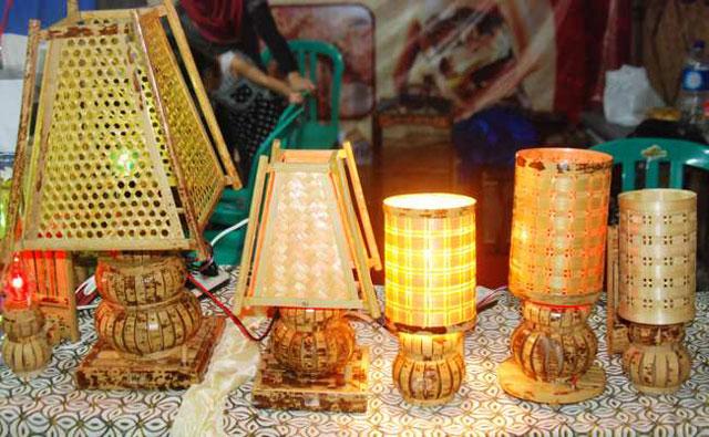 Kerajinan bamboo