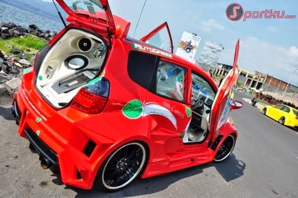 modifikasi mobil kia picanto