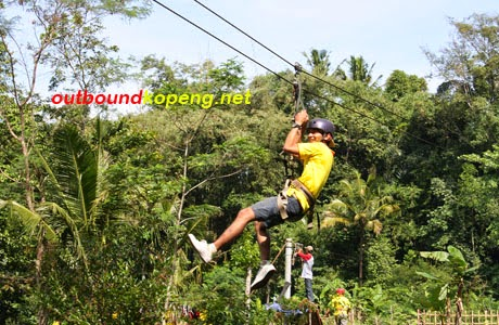 tempat outbound kopeng
