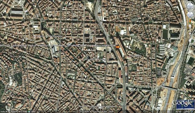 SONIA CABRERIZO MÁRMOL  ETA Barcelona Cataluña Catalunya España Espanya Spain Hipercor 19 de Junio