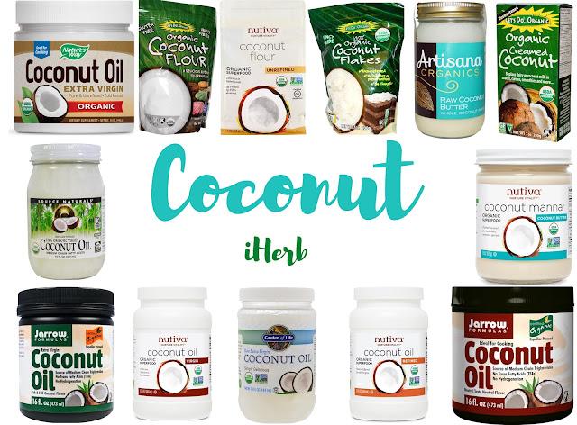 Як вибрати кокосову олію? Порівняння популярних кокосових олій з iHerb