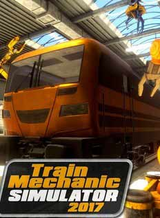 Train Mechanic Simulator 2017 PC [1-Link] Full Español