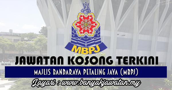 Jawatan Kosong 2017 di Majlis Bandaraya Petaling Jaya (MBPJ)