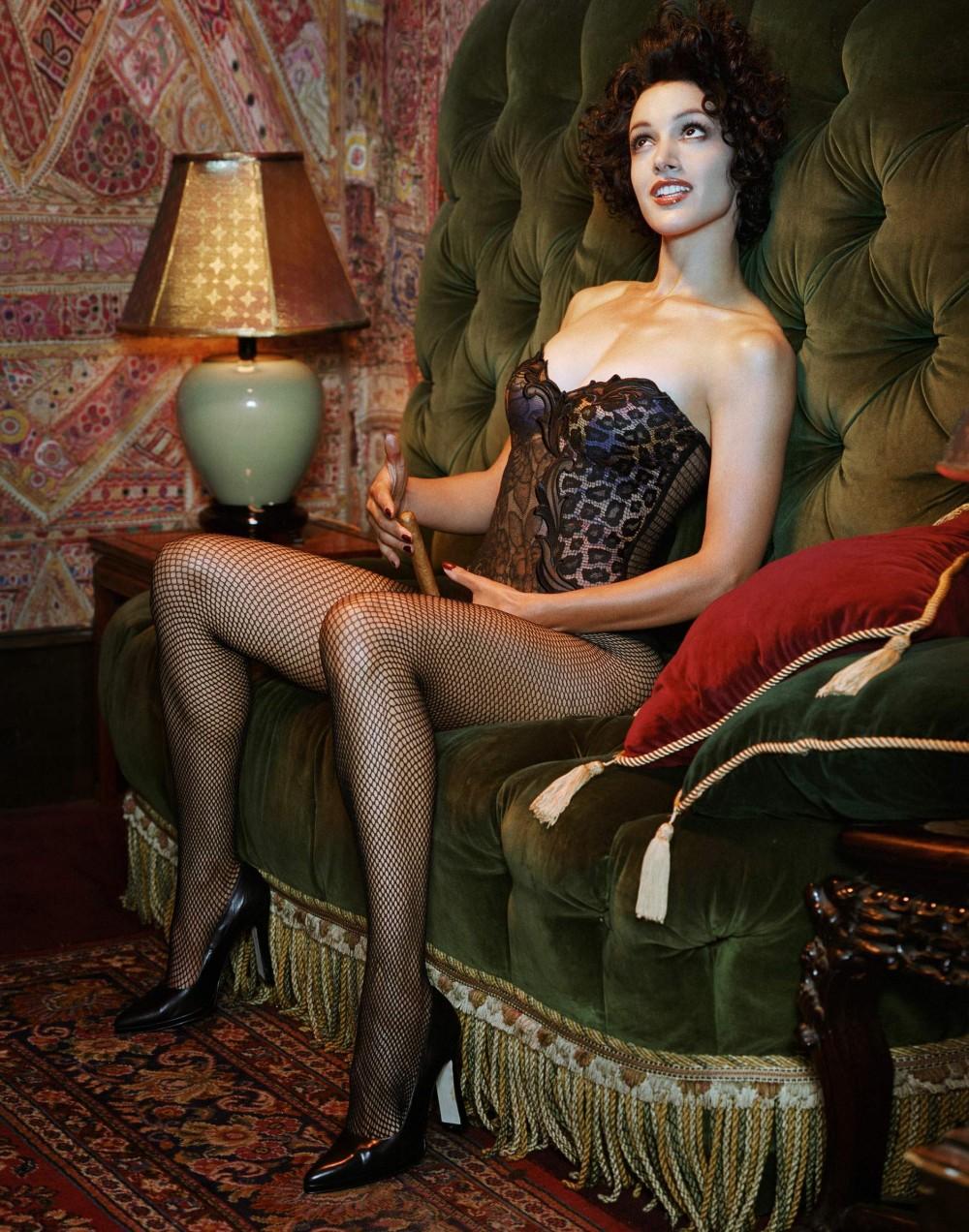 Hollywood Actress Jennifer Beals Hot Pics In Bikini  Hot Site-9105
