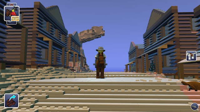 LEGO Worlds PC Full Version Screenshot 1