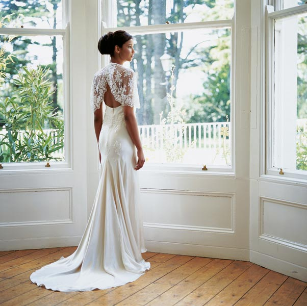 Weddings At Powerscourt House: Top Wedding Gowns For 2013