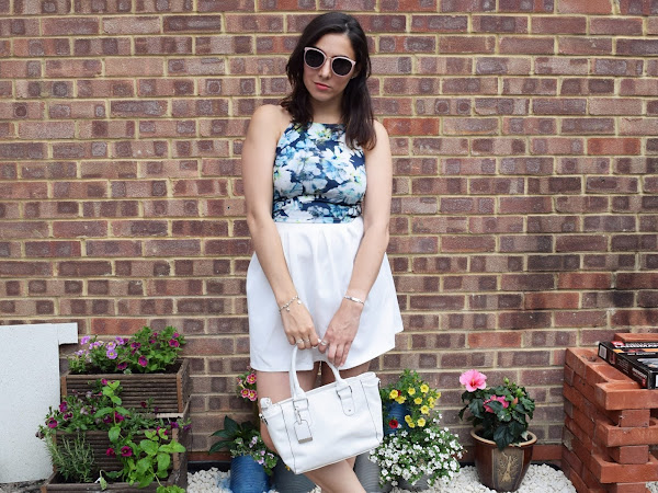 What Cat Wore | Tropicals & Whites