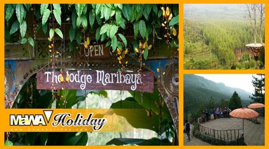 Wisata ke Maribaya Bandung