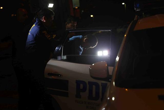 🚨PDI Osorno detiene a joven imputado por homicidio ocurrido en Rahue
