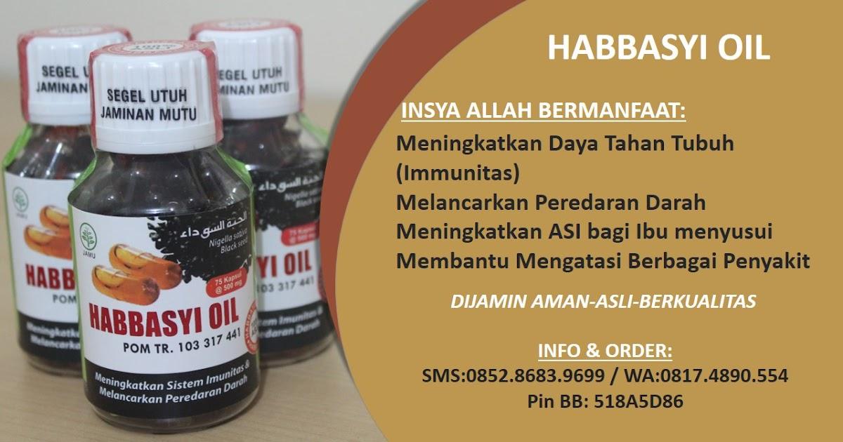 madu herbal berkualitas khasiat dan manfaat habbasy oil