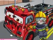 لعبة غسل الشاحنات والسيارات
