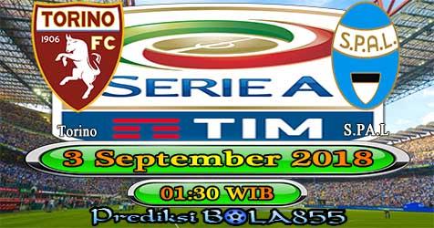 Prediksi Bola855 Torino vs Spal 3 September 2018