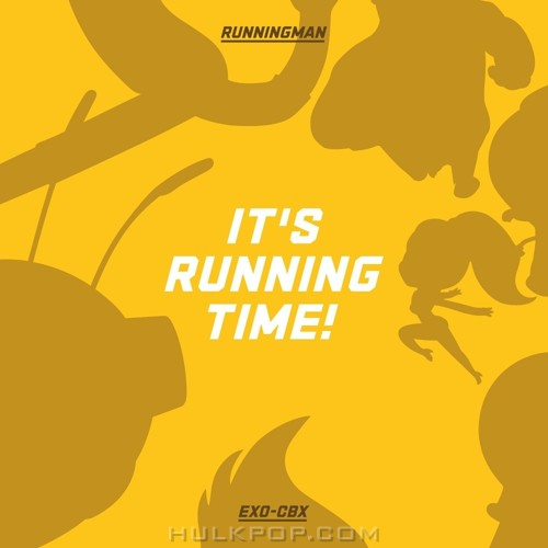 EXO-CBX – It's Running Time! – Single