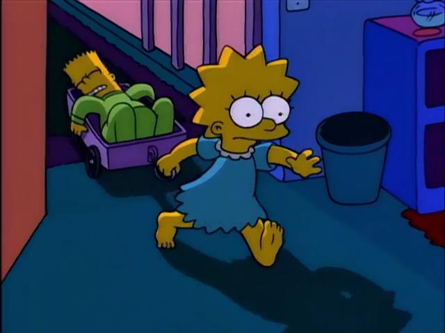 Ideal Anime Lisa Simpson Nude Scenes