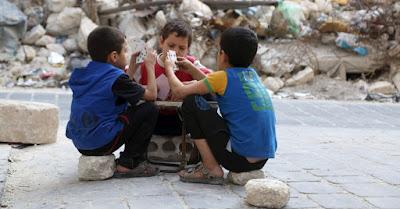 Israel quer acolher órfãos sírios