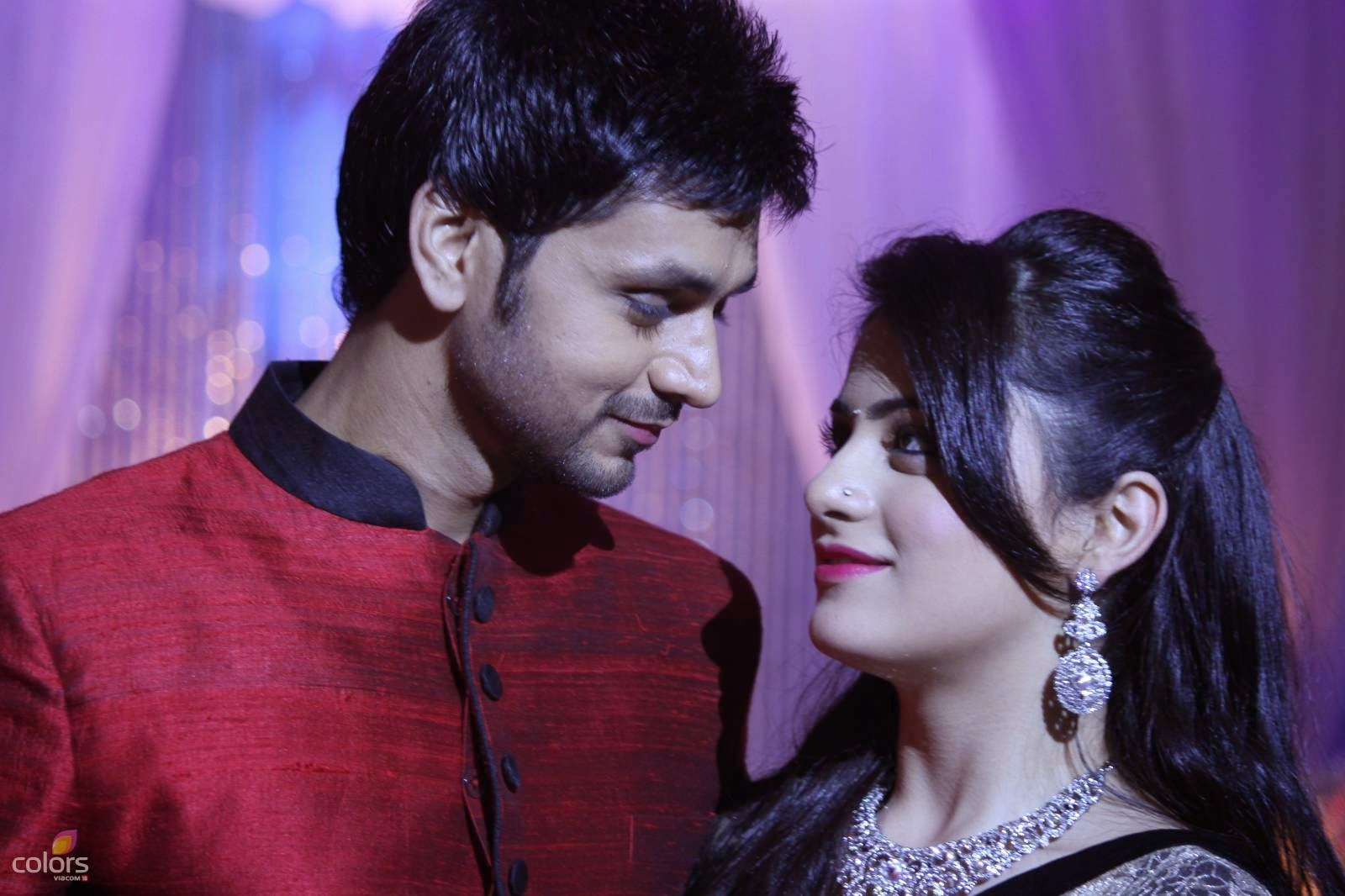 Radika Tv Serial Hd Wallpapers: Indian Drama Couples Ranveer & Ishani HD Wallpaper