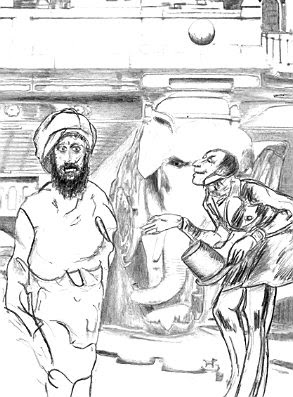 The Prophet and Hans Christian Andersen