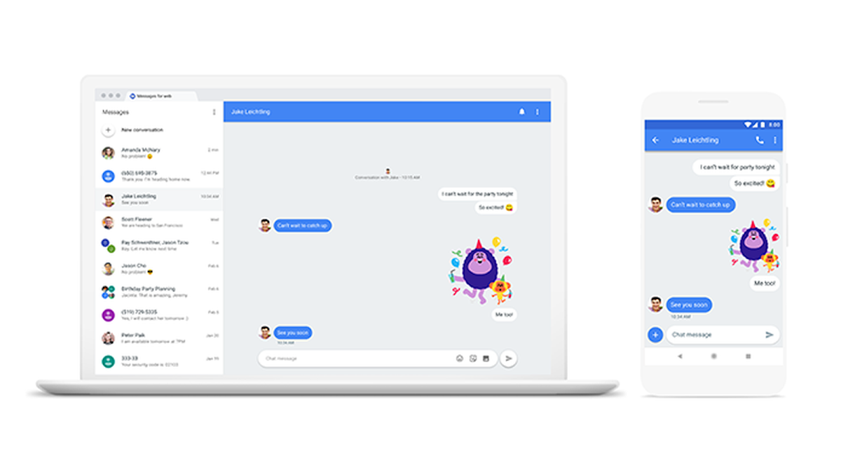 Google starts developing messaging app to compete with WhatsAppGoogle starts developing messaging app to compete with WhatsApp