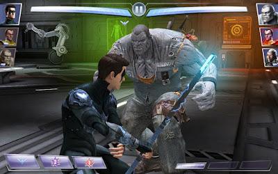 Injustice: Gods Among Us Apk mod