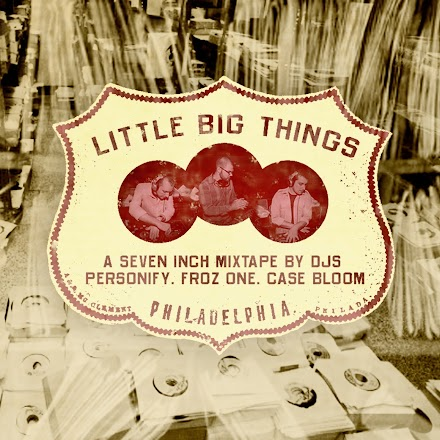 The Little Big Things - The Mix Tape | Funk, Soul, Disco und Boogie Mixtape ( Stream und Download )