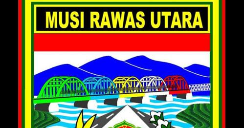 Logo Kabupaten Kota Logo Kabupaten Musi Rawas Utara Sumatera Selatan