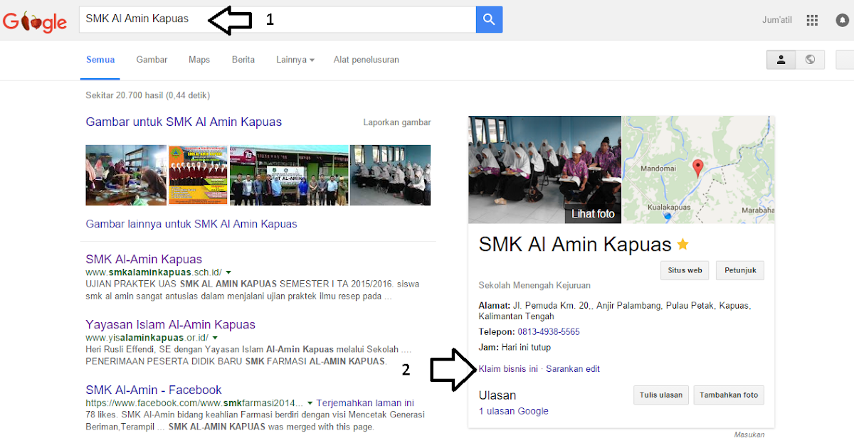 27+ Cara Klaim Google Bisnis mudah